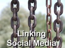Linking Social Media